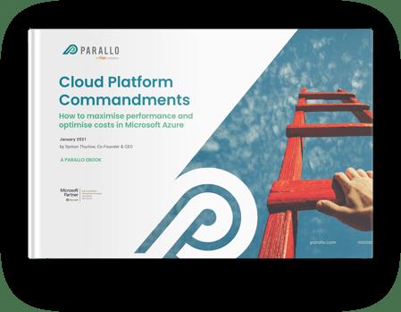 Cloud Platform eBook- Commandments