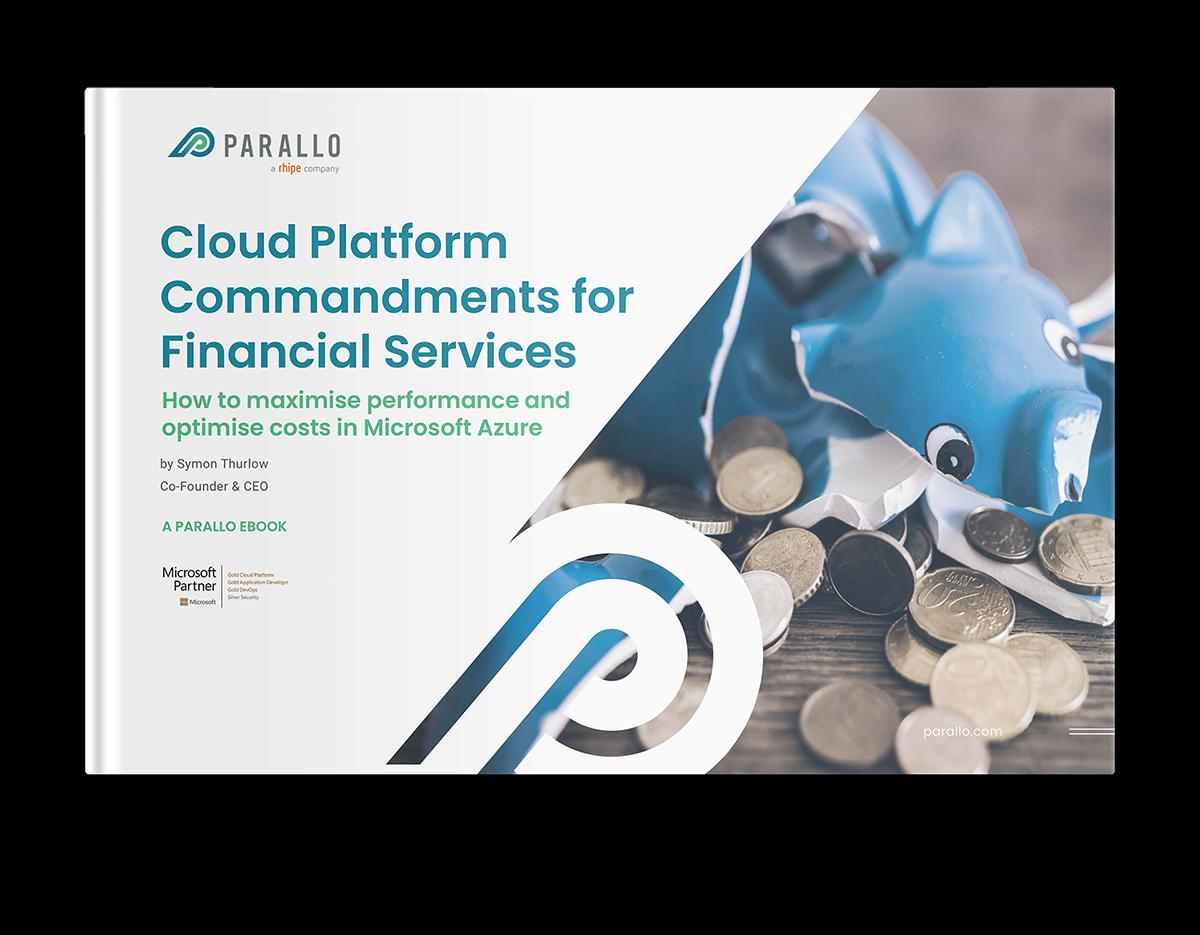 Cloud Platform eBook- Finance