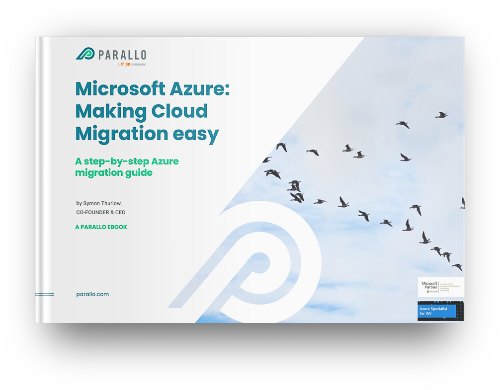 Updated title - parallo migration ebook mockup